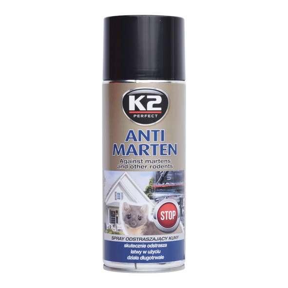 Zvětšit fotografii - ANTI MARTEN K2 400 ml - sprej na kuny