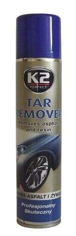 Zvětšit fotografii - K2 TAR REMOVER 300 ml - odstraňovač hmyzu a pryskyřice ve spreji