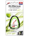 Zvětšit fotografii - CAR VENT GEL - GREEN APPLE 10 ml