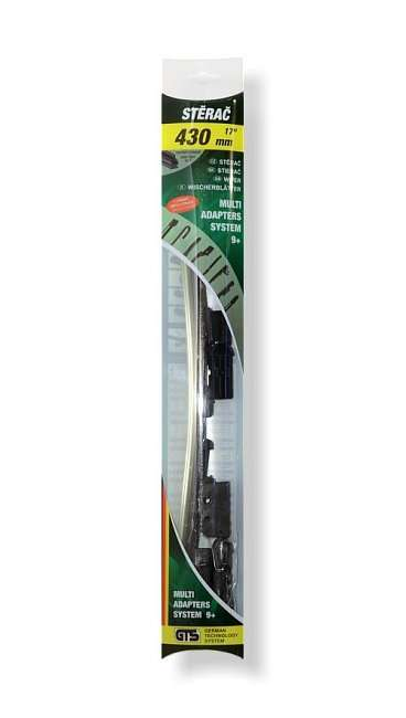 Zvětšit fotografii - Stěrač plochý FLEXI 430mm