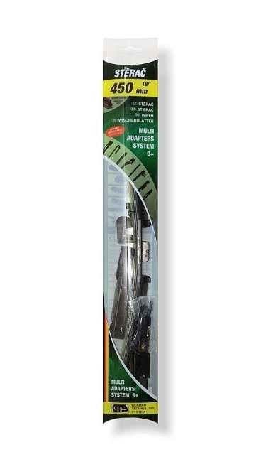 Zvětšit fotografii - Stěrač plochý FLEXI 450mm
