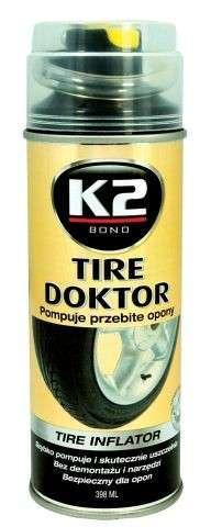 K2 TIRE DOKTOR 355 ml - lepení pneu