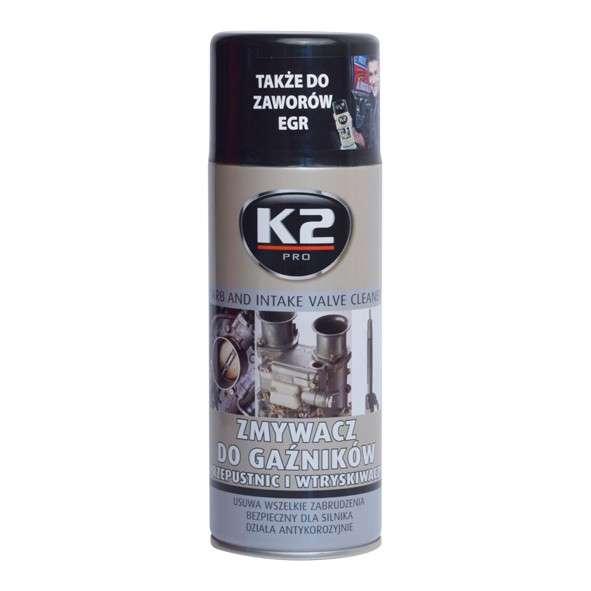 ČISTIČ KARBURÁTORŮ K2 400 ml