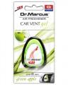 CAR VENT GEL - GREEN APPLE 10 ml