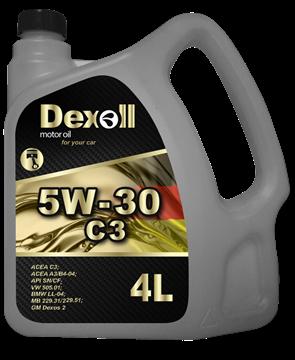Dexoll 5W-30 C3 4L DEXOL
