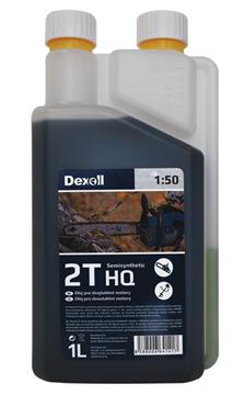 Dexoll Semisynthetic 2T HQ 1L (zelený) DEXOL - EXPEDICE do 48 hodin.