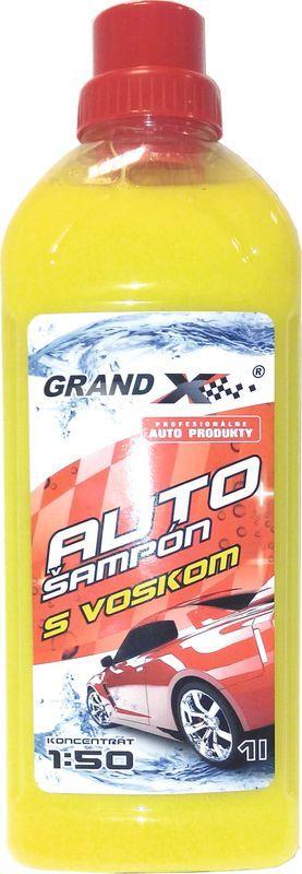 Gx Autošampón s voskem 1L Grand X