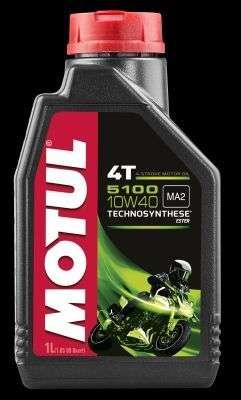Motorový olej (5100 4T 10W-40) 1L Motul - EXPEDICE do 24 hodin.