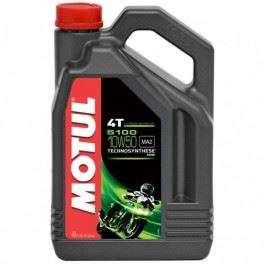 Motorový olej (5100 4T 10W-40) 4L Motul - EXPEDICE do 24 hodin.