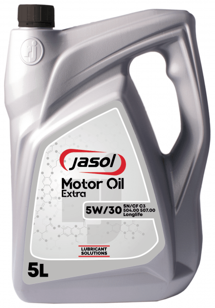Motorový olej JASOL 5W-30LL 504.00/507.00 4L Jasol - EXPEDICE do 24 hodin