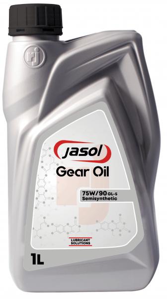 OLEJ převodový JAS 80W-90 GL4 1L Jasol - EXPEDICE do 24 hodin.
