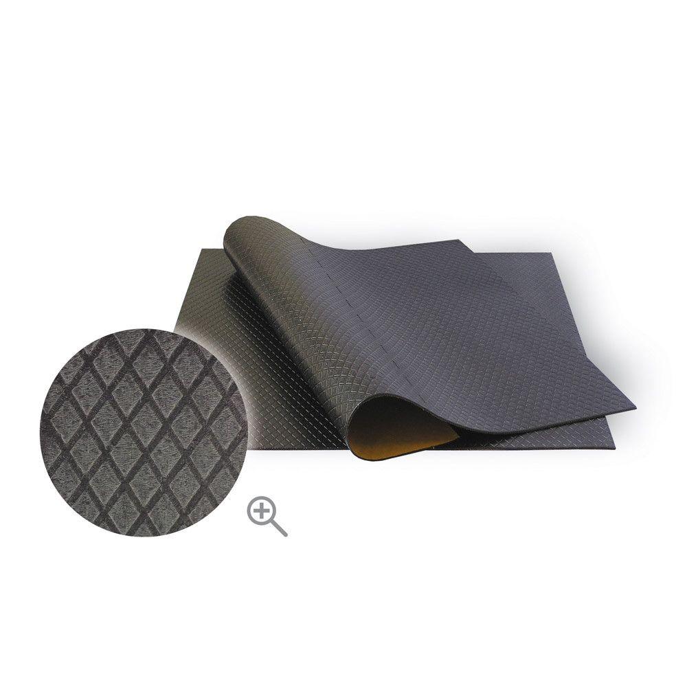 """Samolepící měkká asfaltová podložka """"flex 50x50 BOLL"""