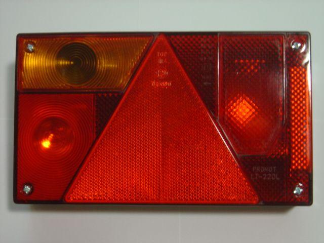 Sdružené světlo LT-220 L (náhrada AGADOS) PROMOT