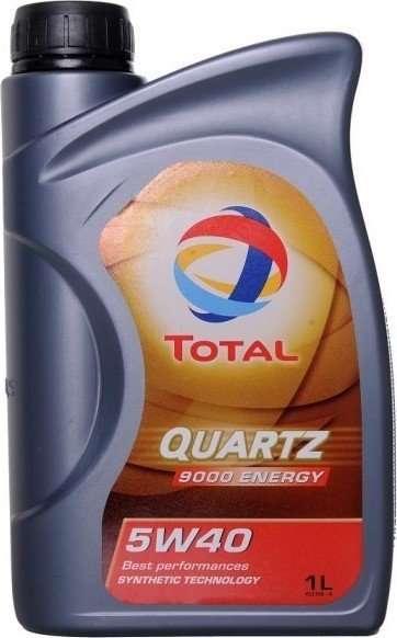 Total QUARTZ 9000 5W-40 1L Total - EXPEDICE do 48 hodin.